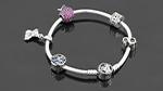 Серебряные браслеты и шармы в стиле Pandora