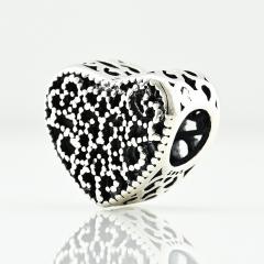 Серебряные шармы Pandora