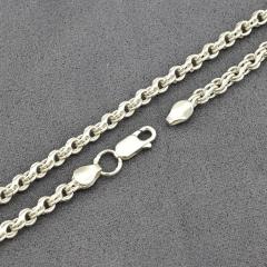 Серебряные браслеты без покрытия