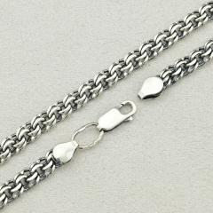 Серебряные браслеты с чернением