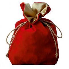 Подарочные мешочки для украшений