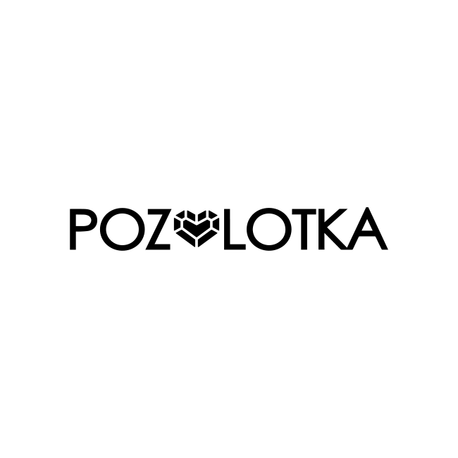 Кулон для цепочки до 4 мм 31025 размер 33х10 мм белые фианиты вес 1.3 г позолота 18К