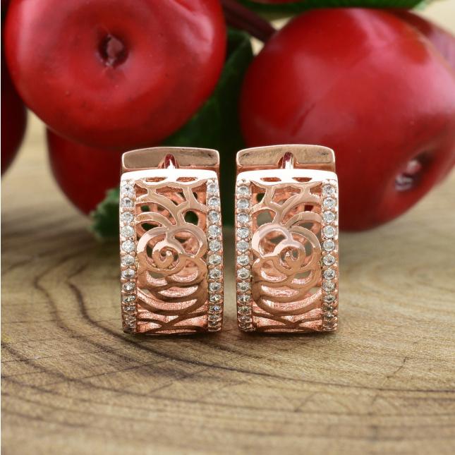 Сережки 26577 Позолота РВ