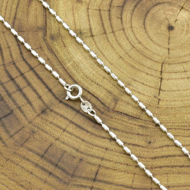 Ланцюжок Xuping 51882 ширина 1 мм позолота Біле Золото