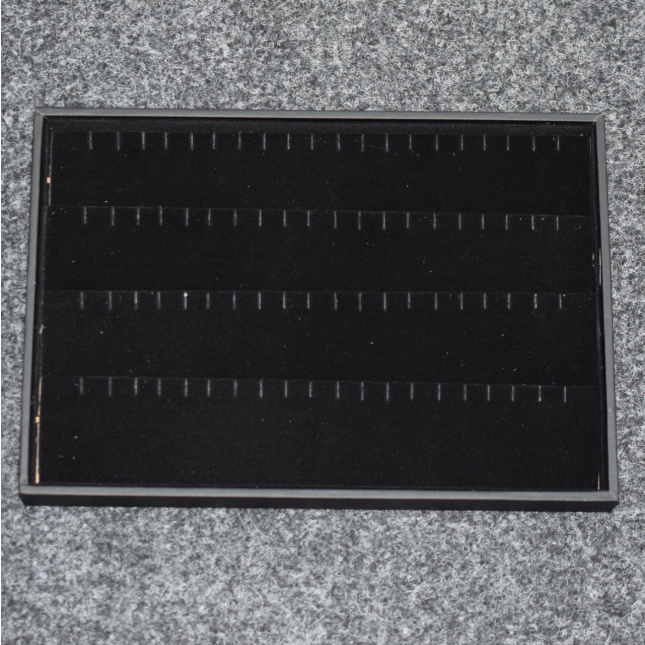 Планшет 735026 горизонтальный Премиум бархат для серег размер 35х24 см
